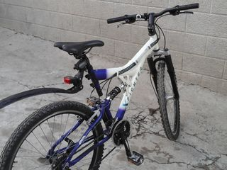 bicicleta activa in stare ideala