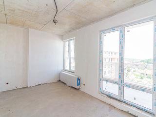 Продается 2-х квартира с ливингом  индивидуальной планировкой. буюканы. жилой комплекс liviu deleanu