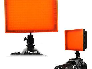 Накамерный фото видео свет 260 LED.