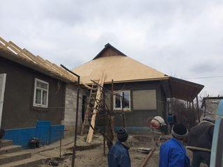 Servicii calificate in montarea si demontarea structurilor de acoperis