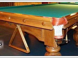 Професиональные бильярдные столы б.у- распродажа