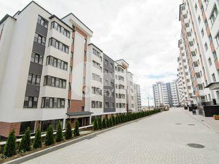 Bloc nou, 1 cameră + living, dat în Exploatare, ExFactor- Buiucani 34500 €