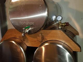 confectionam aparate de tuica din inox alimentar! butoaie de diferite dimensiuni la preturi avantajo