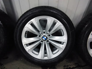 Spre vinzare urgenta jate+cauciuc r 18 BMW
