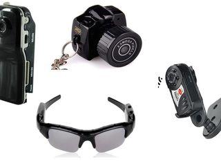 Скрытая микро,GSM трекер, видеокамера wifi,mini video camera, очки с видео камерой