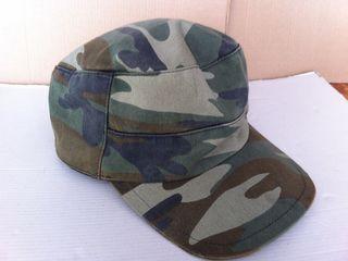 Камуфляжные кепки-бейсболки