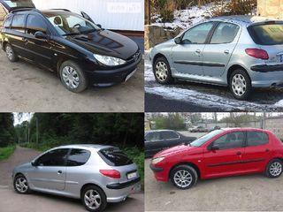 Авторазборка-Peugeot-206-207-307-407-607-partner