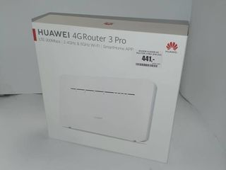 Huawei 4g router 3 pro, flybox. 1 sim card.