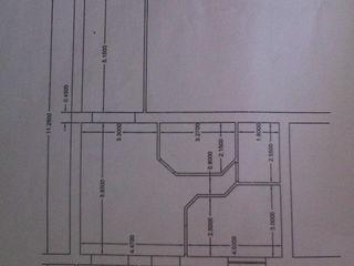Vind apartament Straseni(zona Linella podvolocii)