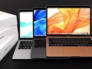 Macbook Air и Macbook Pro - новые!