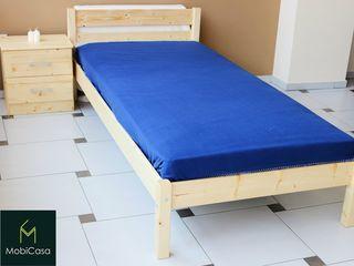 Ara-Cel mai ieftin pat din lemn natural