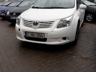 Аренда Toyota Avensis & Toyota Corolla