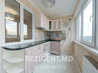 Apartament cu o camera in bloc nou in sectorul Ciocana.