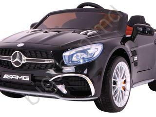 Auto Kids Mercedes AMG SL 65 Black+livrare gratuita!