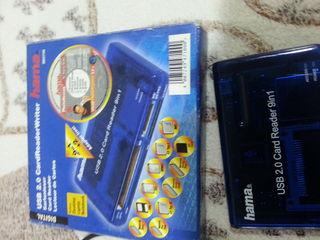 Кардрейдер  USB 2.0