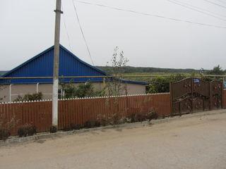Продаю два дома в одном дворе 130кв.м. на 32 сотки земли в центре с. Хырбовецул Ноу р-она Анений Ной