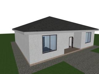 Продам 3 дома площадью 143 м2 каждый с дачным участком 4 сотки в Думраве!