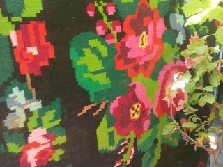 Молдавский шерстяной ковер