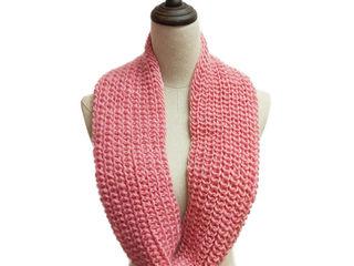 Новые теплые шарфы хомуты