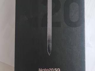 Samsung Note 20  5G, Nou, new, новый