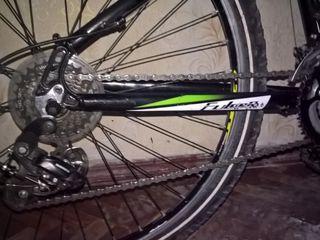 bicicleta Fulger/defect