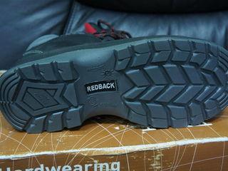 Ботинки     -   red  back  -   39  размер  - UNISEX