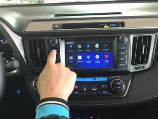 Toyota (с 2014 года) - Android / Навигация / USB / YouTube / Интернет ТВ