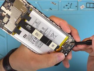 Xiaomi Redmi 9С , АКБ сдает позиции? Заберем и заменим в короткие сроки!