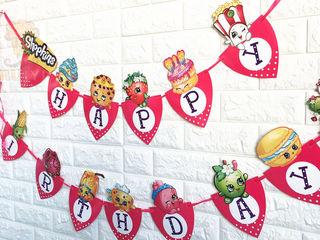 Happy birthday Shopkins