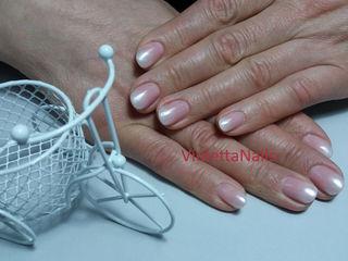 Alungirea unghiilor - наращивание ногтей