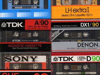Куплю кассеты запечатанные