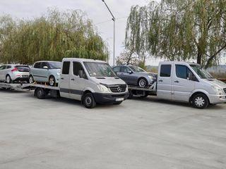 Transport auto pe tral de la Belgia-Olanda-Germania-Austria-Cehia-Ungaria-Slovacia
