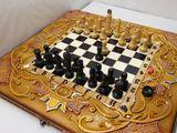 нарды резные шахматы*Крепости с Лабиринтами*эксклюзив