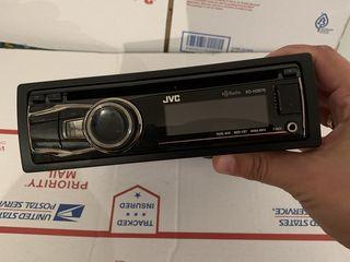 Автомагнитола оригинал JVC KD-HDR70 Aux/USB