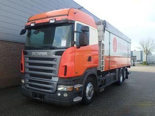 Scania R440 - 33m3 + Прицеп