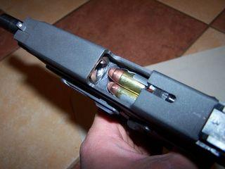 Vând pistol Viking cal. 9x19mm