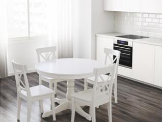 Столовая - обеденные столы, стулья комплекты для столовой - Ikea Икеа