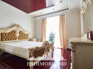 Telecentru! casă, 5 camere de LUX, full mobilate! 280 mp + 4 ari!