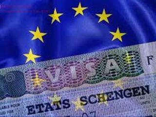 Vize Europa/Визы шенген, pe (6-9-12-18luni), Sigur si rapid, Fara Avans !