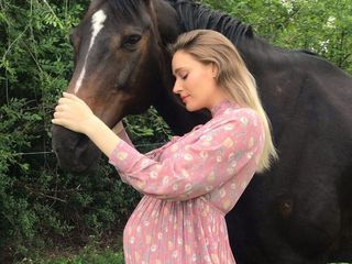 Уроки конного спорта!