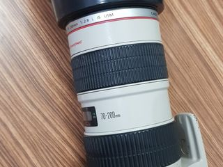 Canon 70-200 mm, L IS USM , 1:2,8