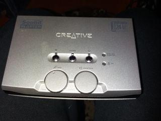 Dve zukovie karti-vnutr... i USB creative
