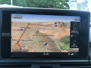 Instalare harti navigare  Audi