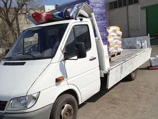 Tranport de marfuri: Mutari oficii si locuinte,Evacuare gunoi, Transportare materiale de constructii
