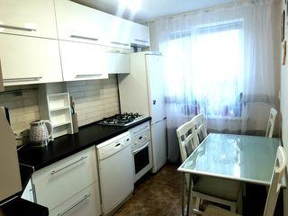N. Costin! Seria 135, 3 camere, Reparat + mobilier, 76m2.