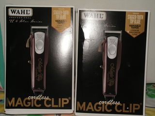 Wahl magic clip - Wahl Super Tape professional-новый,масло от andis и кондиционер.