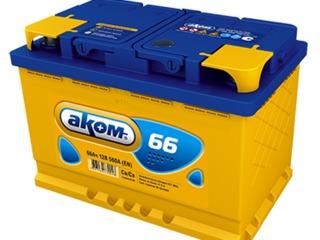 Аккумуляторы по доступным ценам Turbo, Akom, Fiamm,. (Acumulatoare)