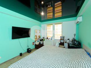 Apartament cu 2 camere, reparație euro, Bubuieci, 42500 € !