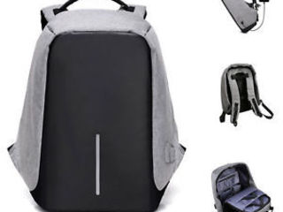 Рюкзак Bobby Антивор для ноутбука с защитой от карманников!