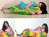 Подушки с наволочкой для беременных и кормящих мам.